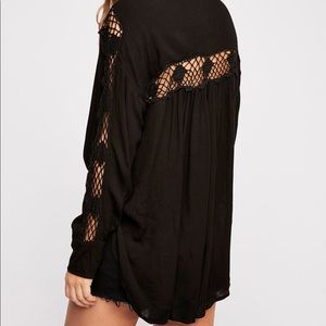 NWOT woven tunic from Free People